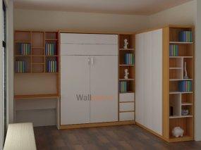 giường thông minh đơn 1m-1m2