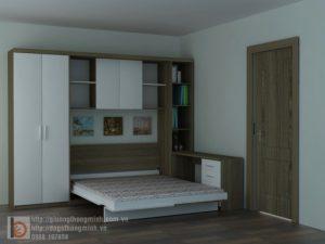 giường tủ thông minh