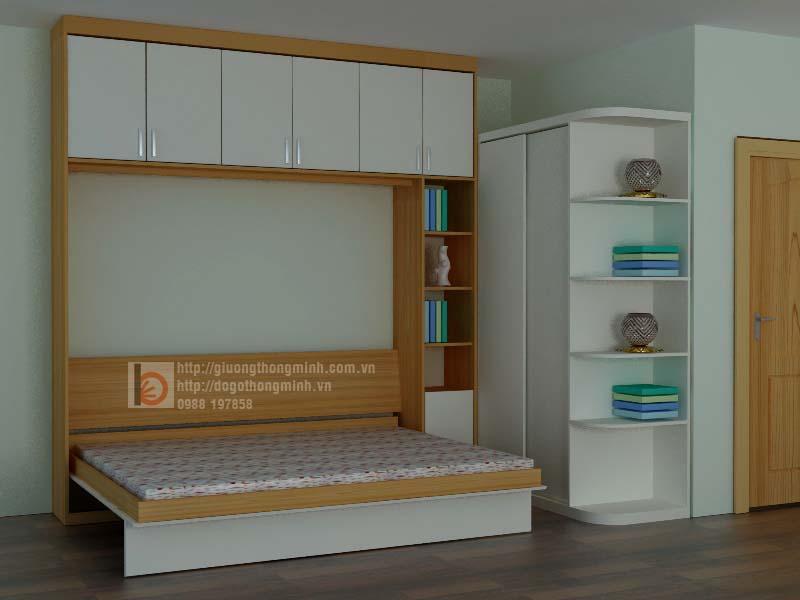 giường tủ thông minh đa năng