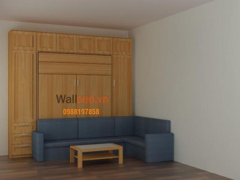 thiết kế ghế sofa giường thông minh