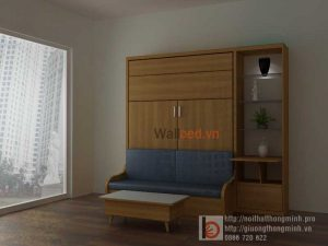 ghế thông minh thành giường