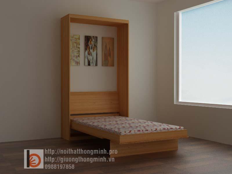 giường gấp thông minh giá rẻ hà nội