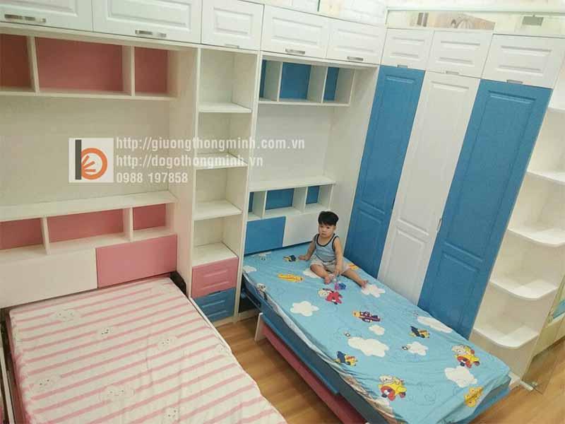giường thông minh tại Hà Nội