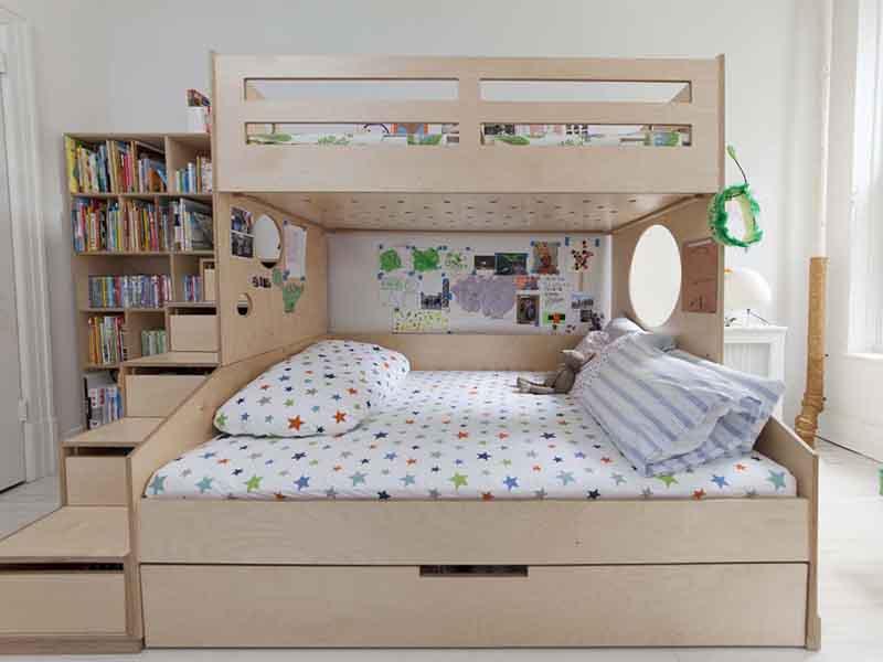 giường tâng thông minh đa năng