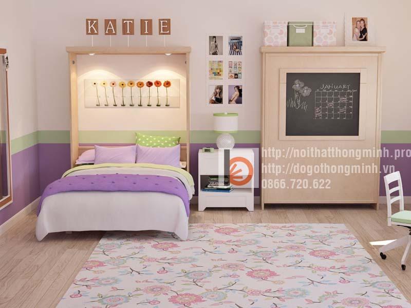 giường thông minh trẻ em