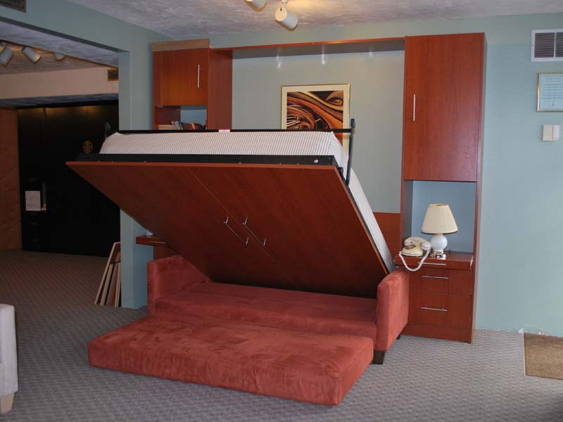 ghế giường gỗ thông minh tại Hà Nội