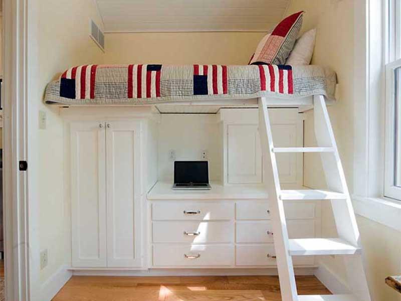 nội thất phòng ngủ thông minh