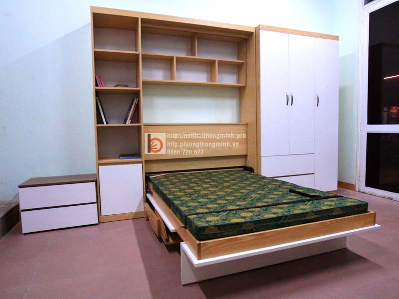 giường thông minh cho bé