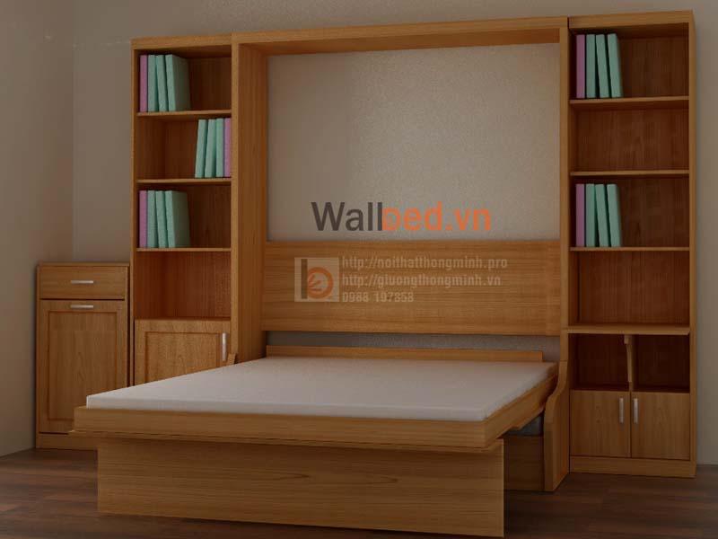 giường ghế gấp thông minh hiện đại