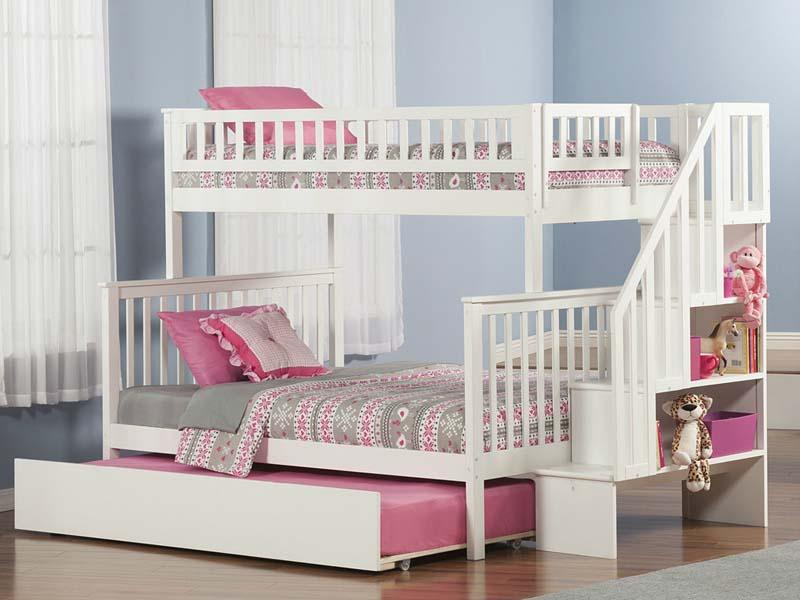 giường đa năng thông minh cho bé