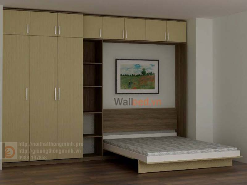 tủ giường thông minh
