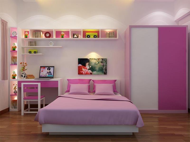 Image result for Cách trang trí cho phòng ngủ