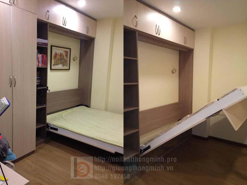 giường tủ thông minh giá rẻ