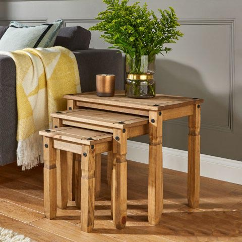 bàn ghế xếp chồng