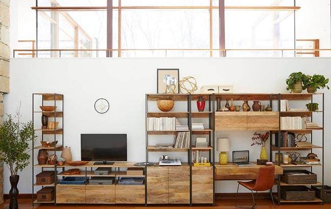 nội thất không gian nhỏ