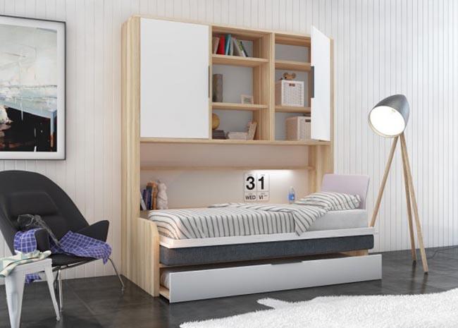 giường đơn 90x190cm
