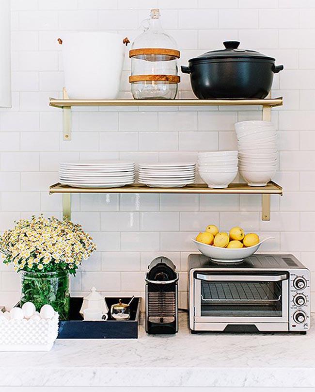 nội thất nhà bếp nhỏ