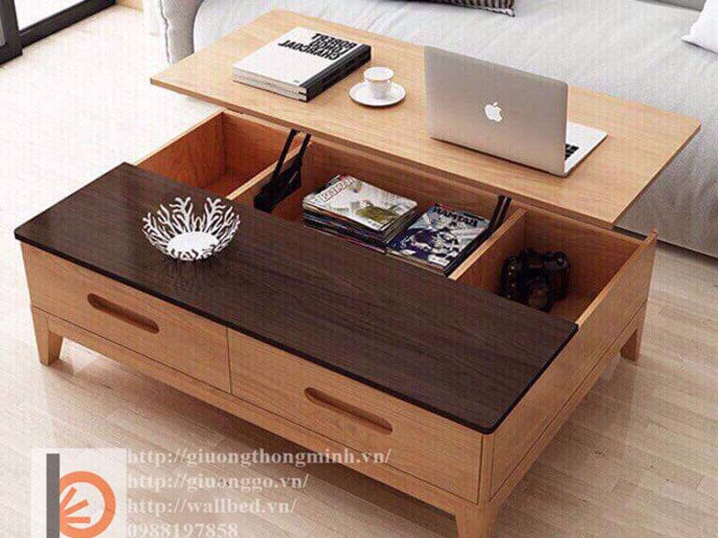 nội thất thông minh cho phòng khách nhỏ