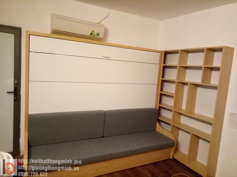 sofa giường gấp thông minh
