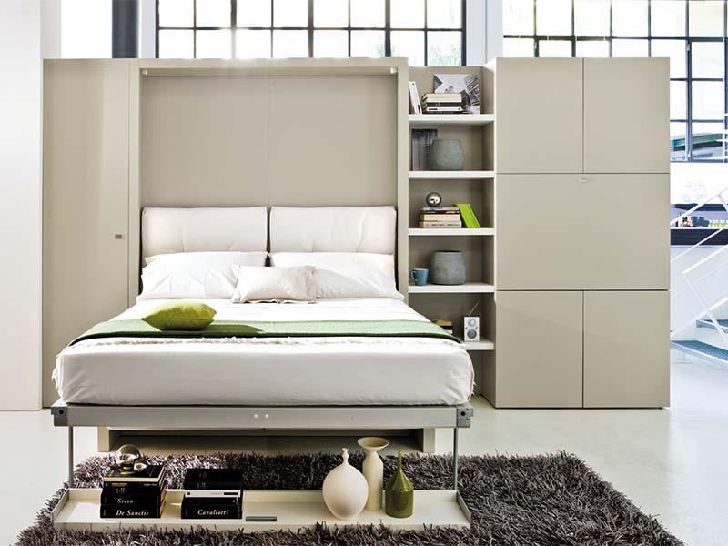 mẫu giường thông minh