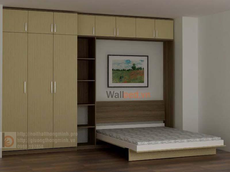 giường tủ kịch trần