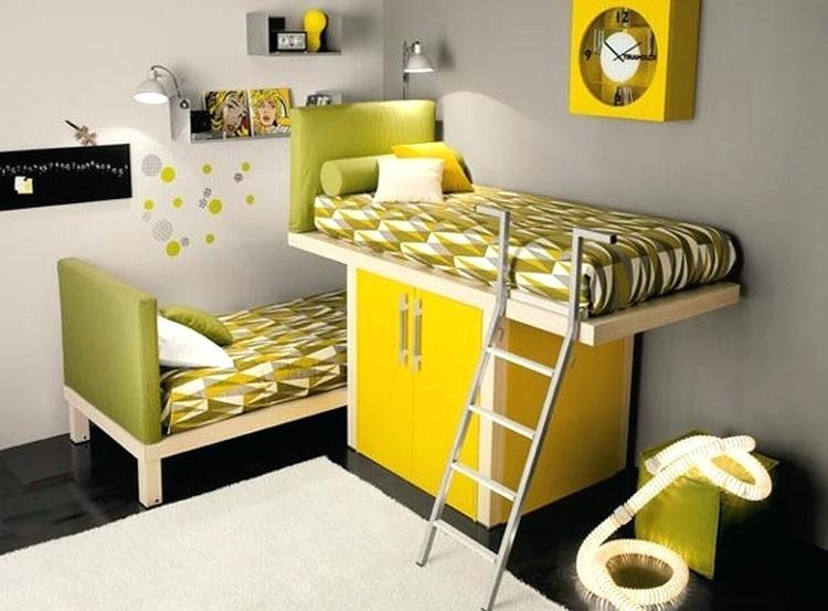 giường tầng thông minh cho bé