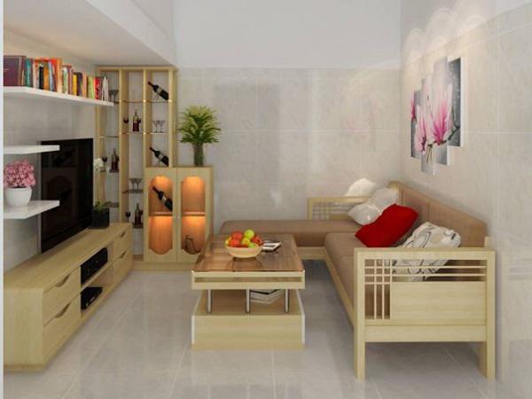Nguyên tắc vàng trong trang trí nội thất cho nhà nhỏ